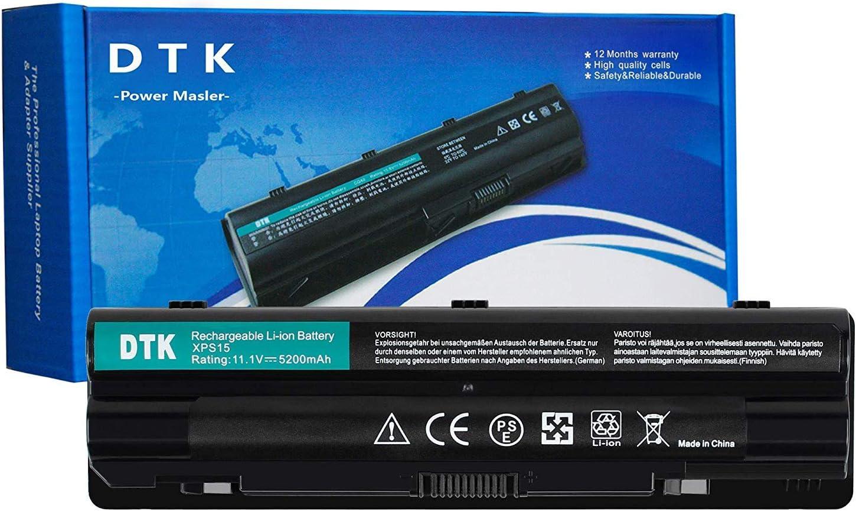 DTK R795X J70W7 JWPHF 312-1123 New Laptop Battery Replacement for DELL XPS 14 L401X / 15 L501X / 15 L502X / 15 L521X / 17 L701X / 17 L702X Notebook [ 6 Cell 11.1V 49Wh ]