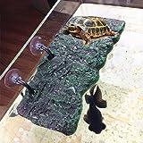 BigTron Plate-Forme de Reptile Plate-Forme de tortue Échelle PU Mousse Aquarium flotteur