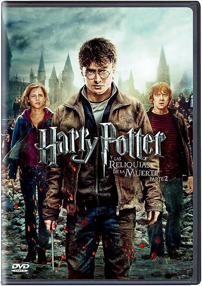 Harry Potter Y Las Reliquias De La Muerte Parte 2 Rupert Grint Daniel Radcliffe Emma Watson David Yates David Barron Mx Películas Y Series De Tv