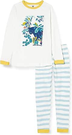 Petit Bateau 5602801 - Pijama, diseño de Pantera
