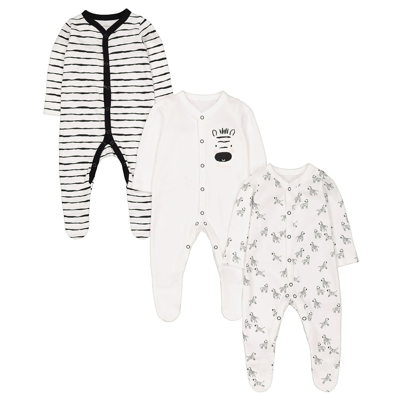 Mothercare Baby Sleepsuit QB082