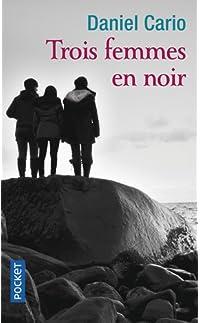 trois femmes en noir - poche