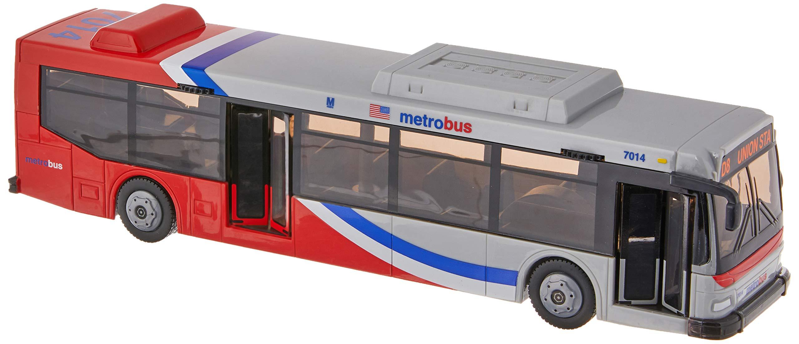 Daron Worldwide Trading DC Metro Bus