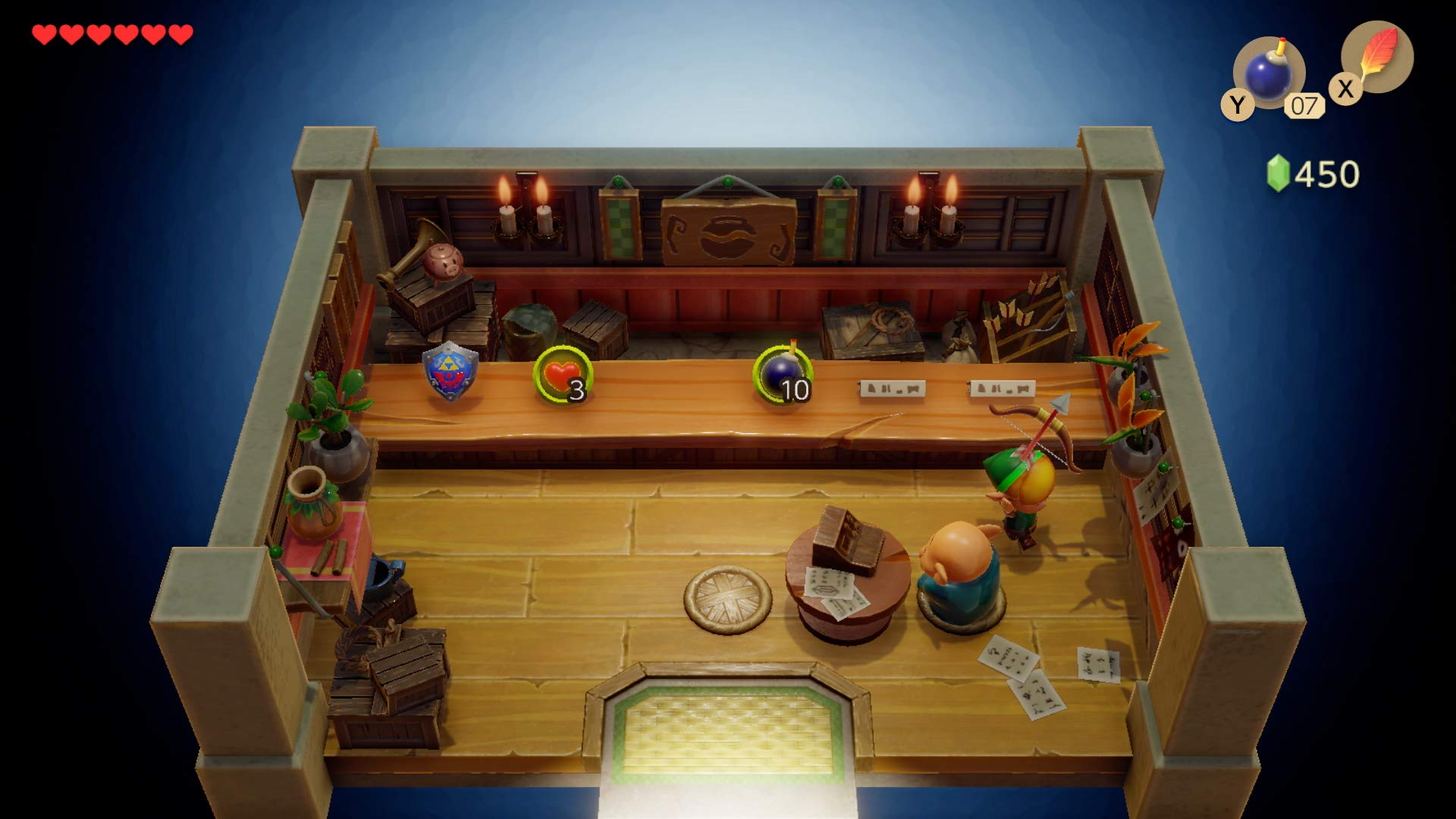 Legend of Zelda Link's Awakening - Nintendo Switch by Nintendo (Image #10)
