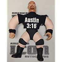 """$43 » Stone Cold Steve Austin 3:16 17"""" Official WWE Stuffed Action Figure Toy Doll '98 - Wrestling Figurines"""
