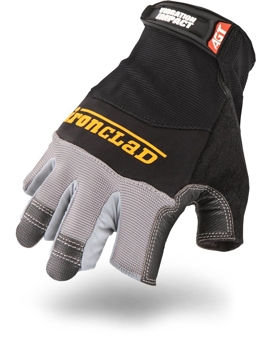 Ironclad MFI2-03-M Mach 5 Impact Glove, Medium
