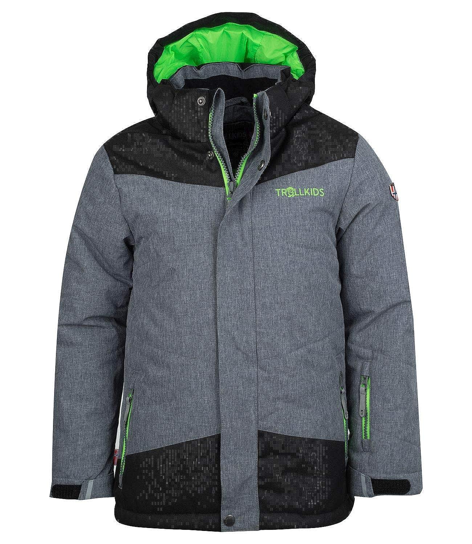 Trollkids Kinder Norefjell Wasserabweisende Winddichte Ski Jacke Winterjacke