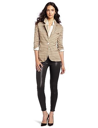 d26aabced8 Tart Women s Tallie Striped Blazer