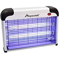 Aspectek - Fly and Insect Killer 20W UV light Attract to Zap Flying Insects Playing Excellent Role as Bug Zapper, Insect Killer, Fly Zapper, Fly Killer