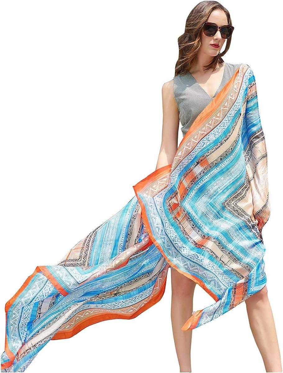 DANA XU Pure Silk Large...