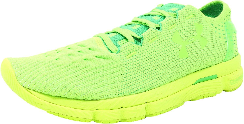 Under Armour Men's UA Speedform Slingshot Running Shoes B014QCJ1WA 12 D(M) US Hyper Green/Hyper Green