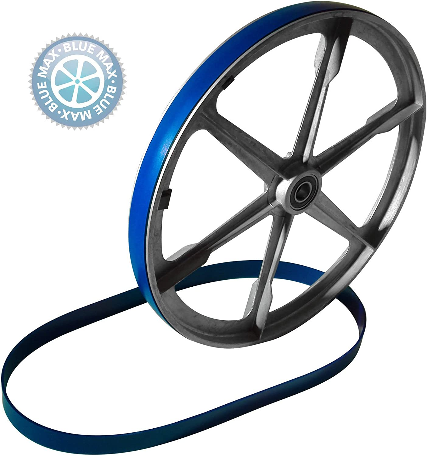 """2 BLUE MAX 13 1//2/"""" X 1/"""" ULTRA DUTY BAND SAW TIRES FOR RAPID BAND SAW"""