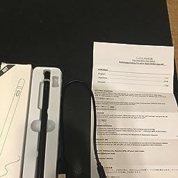 Amazon Co Jp Zspeed タッチペン 銅製極細ペン先 Ios Androidタブレット スマートフォン対応 Usb充電式 黑 家電 カメラ