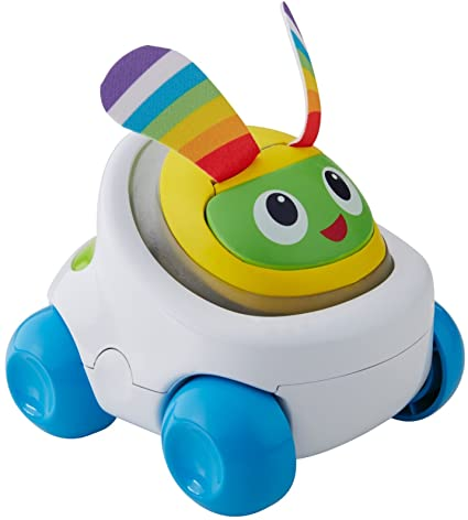 Spiksplinternieuw Amazon.com: Fisher-Price Bright Beats Buggie BeatBo Robot: Toys ZP-48