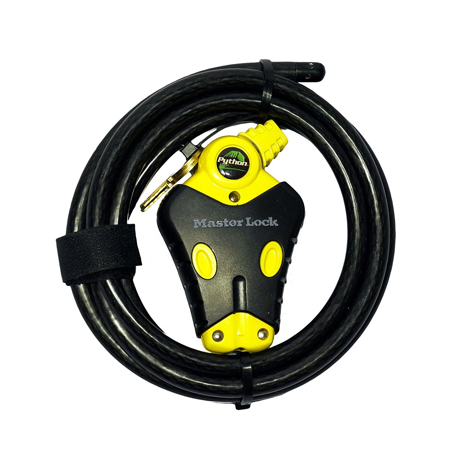 Master Lock 1 Python Adjustable Cable Lock, 8413KACBL-6