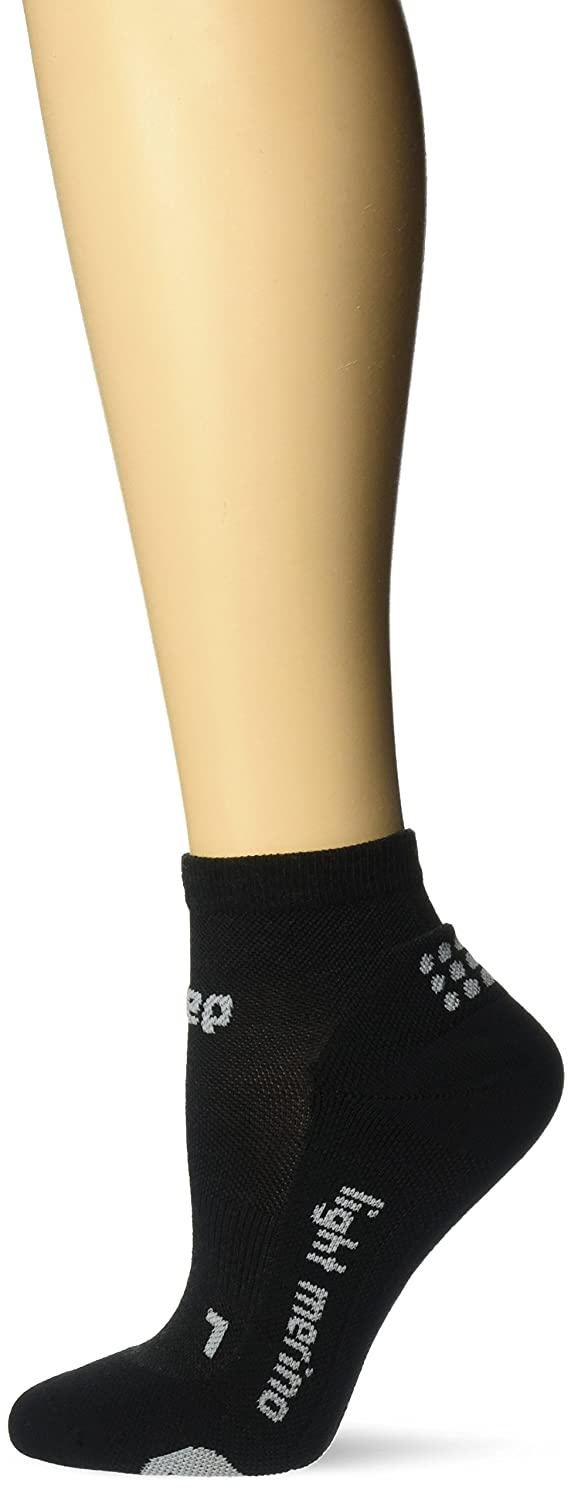 CEP Women's Dynamic+ Outdoor Light Merino Low-Cut Socks WP4AF-P