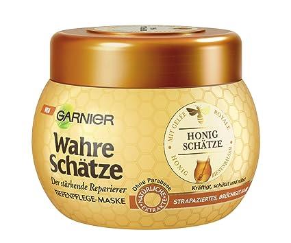 Garnier atesora Tiefenpflege máscara de miel, 1er Pack (1 x 300 ml)