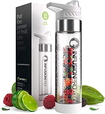 Fusion Pro Premium Fruit Infused Water Bottle