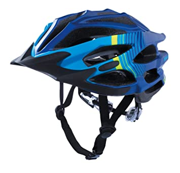 Kenny Equipement 162-2003041-5546, Casco Unisex-Adultos, Azul (Azul