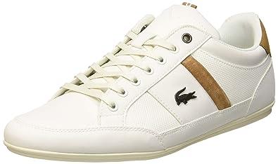 Lacoste Chaymon 119 5 CMA, Baskets Homme  Amazon.fr  Chaussures et Sacs 605d340a54be