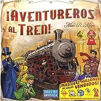 Outletdelocio. Juego de mesa Aventureros Al Tren. Version