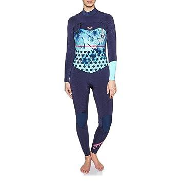 Roxy 3/2mm Pop Surf - Chest Zip Wetsuit - Mujer