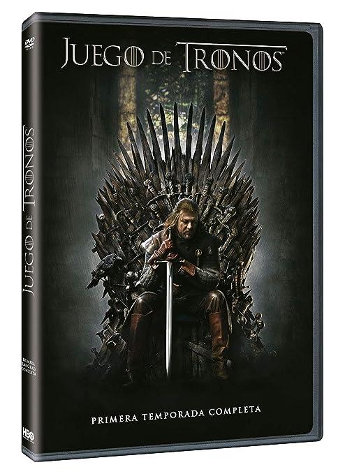 Juego De Tronos Temporada 1 [DVD]: Amazon.es: Lena Headley, Jack ...