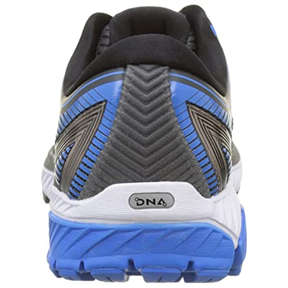 1f41522d97a ... Brooks Men s Ghost 10 Ebony Metallic Charcoal Electric Brooks Blue 10.5  D US D ...