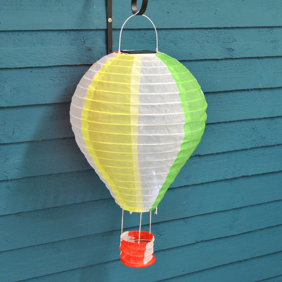 Hot Air Balloon Lantern (Battery) by Smart Solar Smart Garden