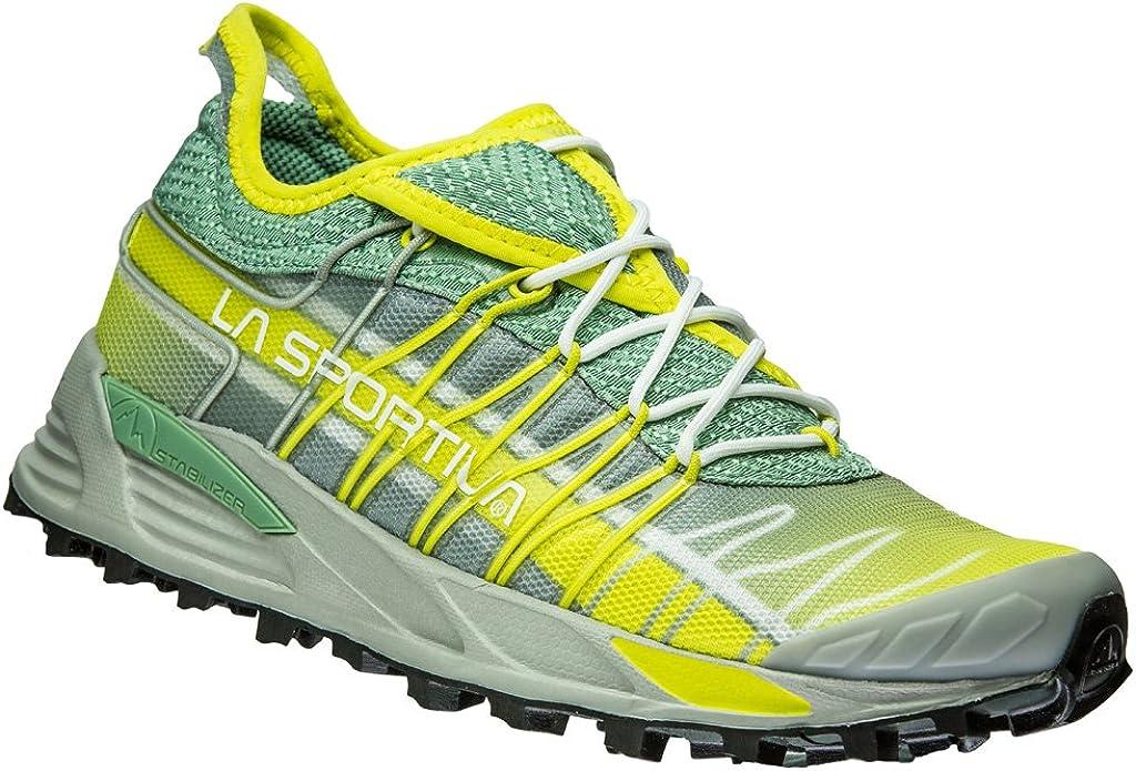 La Sportiva Mutant - Zapatillas para correr - amarillo/gris Talla ...
