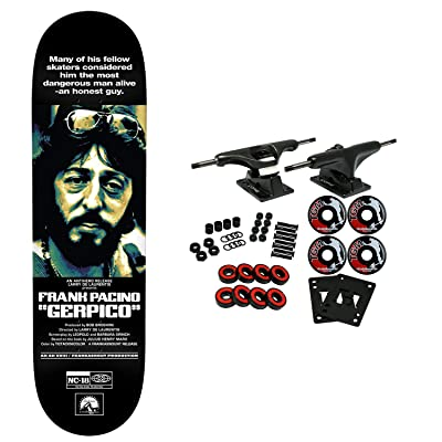 """Anti Hero Skateboards Complete Drive in Gerwer 8.25"""" x 32"""" : Sports & Outdoors"""