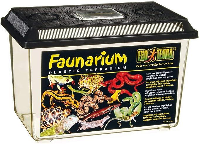 Exo TerraPT2265 -Terrario de Plástico FaunariumGrande