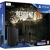 Pack de Console PS4 1 To + Resident Evil 7