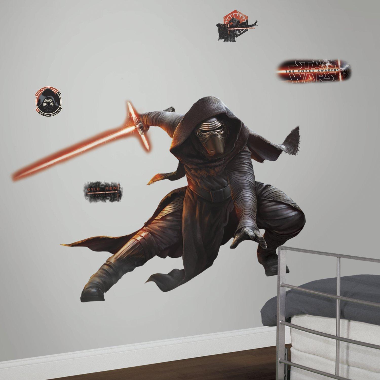 Vinilo Decorativo Pared [14SUGYMU] star wars
