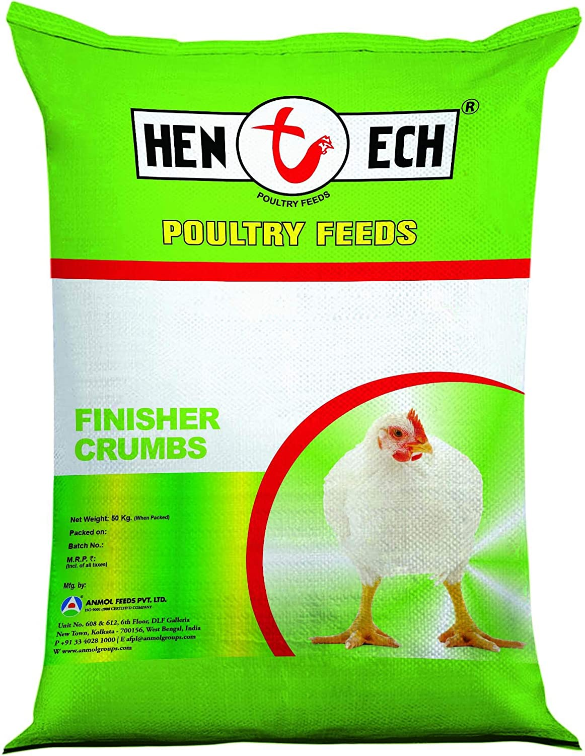 Buy Hentech Poultry Feeds (Finisher) Online at Low Prices in