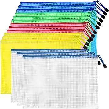 Amazon.com: Bantoye - Bolsas de plástico con cremallera para ...