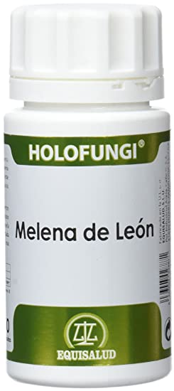 Equisalud Holofungi Melena De Leon - 50 Cápsulas