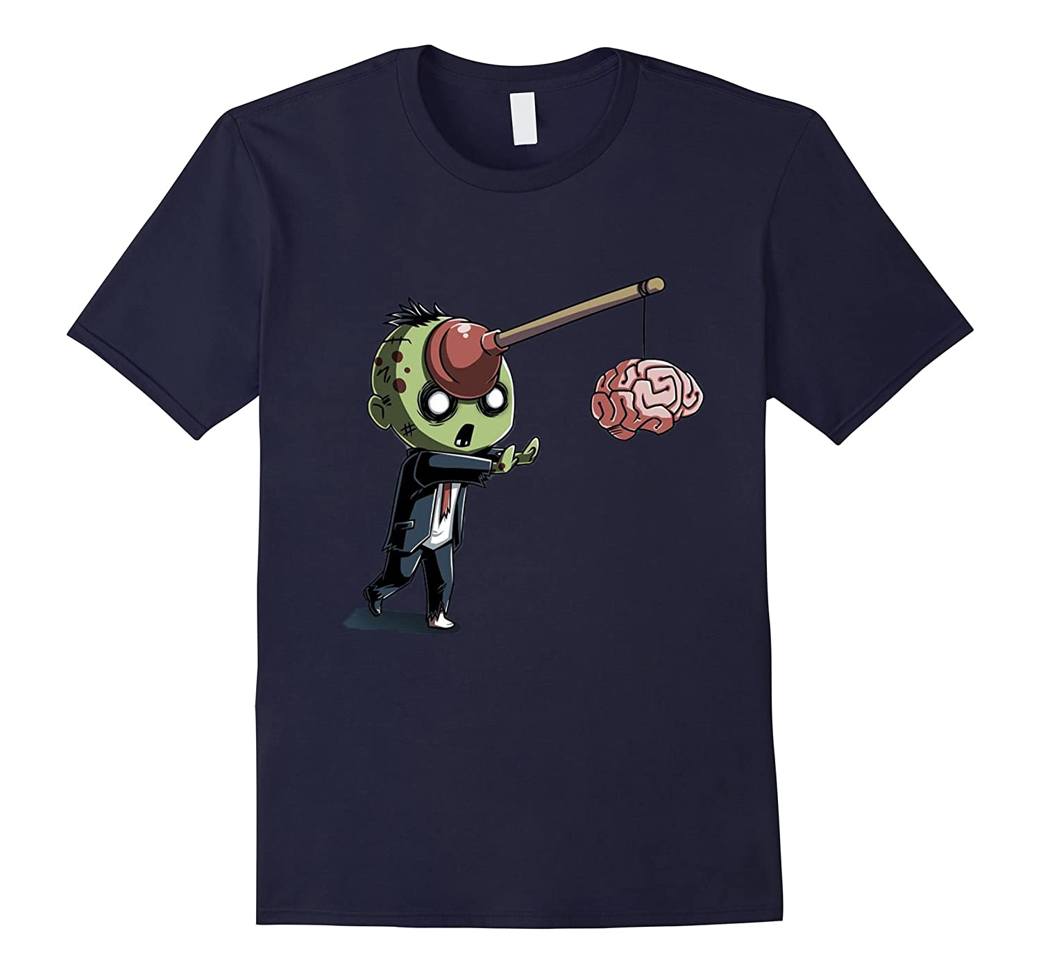ZOMBIE BAIT - Funny T-Shirt-TH