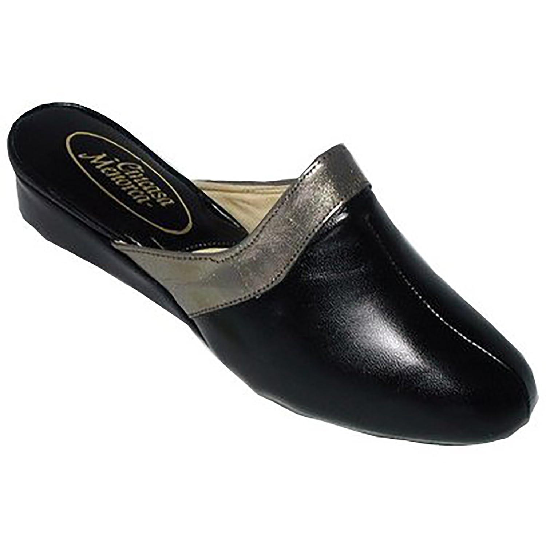 Cincasa Menorca Signature Ladies Slipper/Womens Slippers B007YLV38Q 11 M US|Black