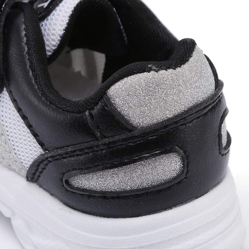 Voberry@ Kids Fashion Sports Shoes Breathable Breathable Mesh Running Casual Everyday Sneakers