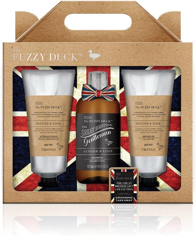 Baylis & Harding Fuzzy Duck - Set de regalo para hombre, diseño de ...