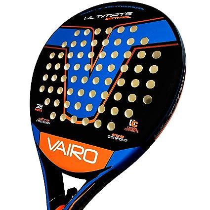 VAIRO Pala Ultimate Control (Orange - Blue): Amazon.es: Deportes y ...