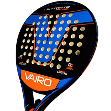 VAIRO Pala Ultimate Control (Orange - Blue): Amazon.es: Deportes y aire libre