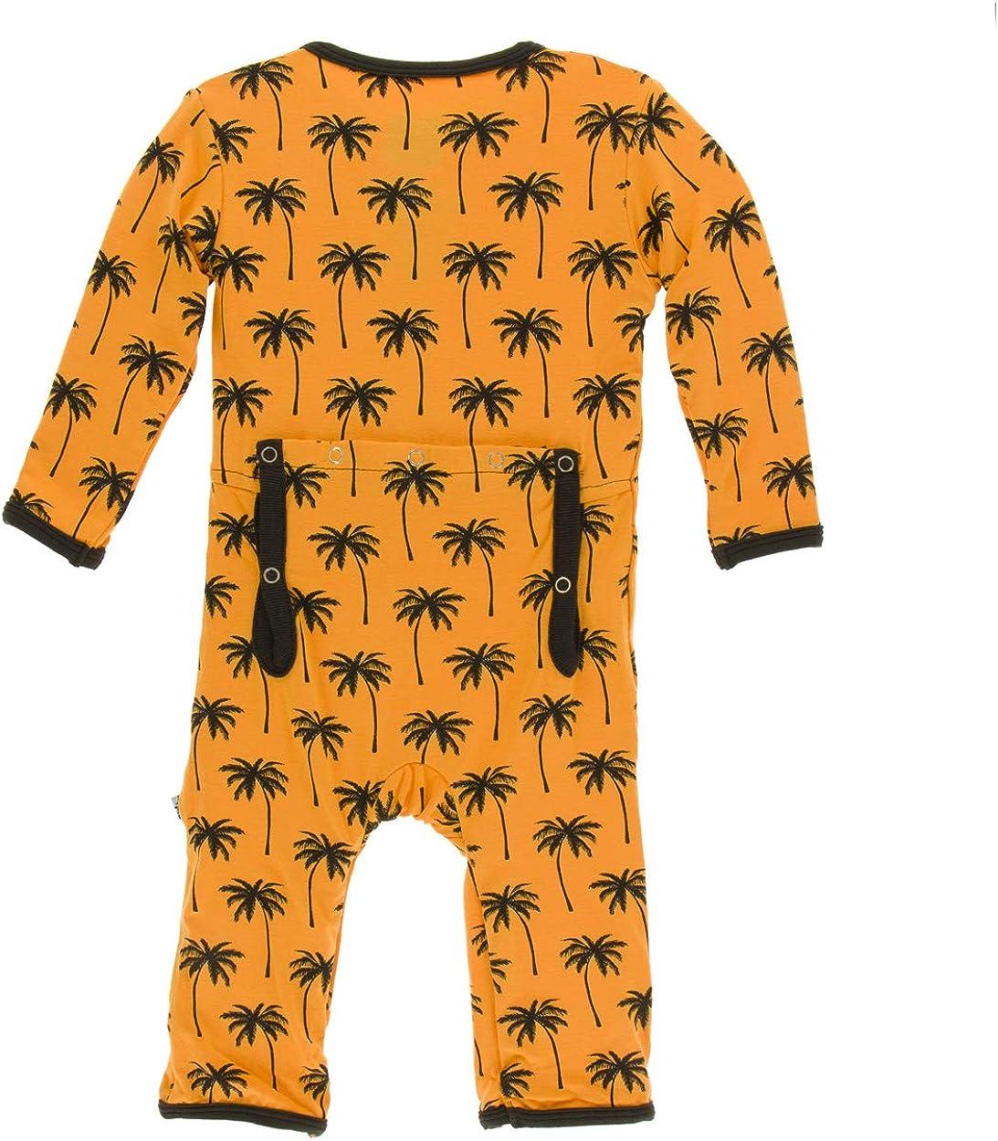 KicKee Pants Baby-boys  Print Coverall