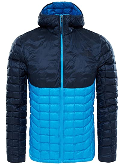 The T9382a Uomo Giacca North Face Thermoball Amazon Con Cappuccio pnUpqr