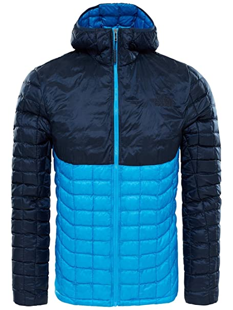 The North Face Thrmbll HD Chaqueta con Capucha Thermoball, Hombre