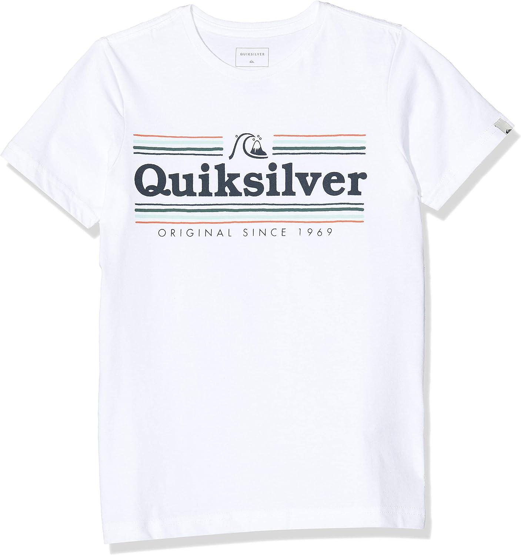 Ni/ños Quiksilver Get Buzzy-Camiseta para Chicos 8-16