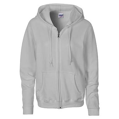fe8d288c Gildan-Womens Sweatshirts-Hoodies-HeavyBlend full zip hoodie at Amazon  Women's Clothing store: