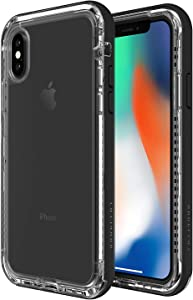 Lifeproof Next Series Case for iPhone Xs & iPhone X - Bulk Packaging (Crystal Black)