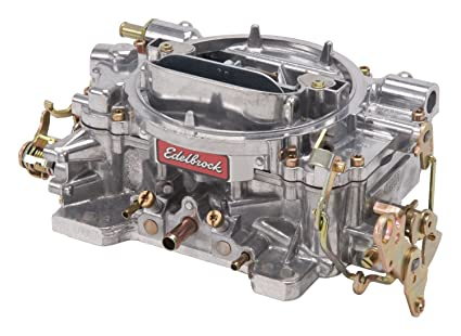 amazon com edelbrock 9905 performer 600 cfm manual choke rh amazon com how to set up a edelbrock carb edelbrock carb manual choke kit